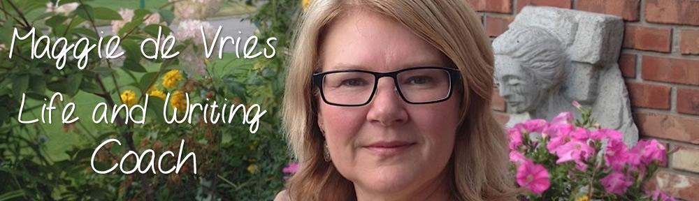 Maggie de Vries, Life Coach, Writing Coach