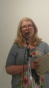 Reading from Missing Sarah