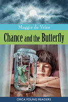 Chance and the Butterfly by Maggie de Vries